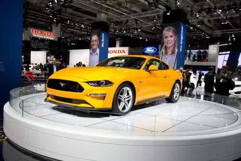 IAA 2017: Der neue Ford Mustang kommt 2018 nach Europa