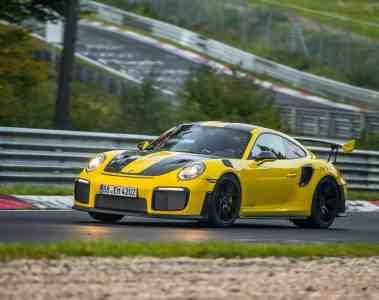 Porsche 911 GT2 RS: Mit 700 PS in 6,47 Minuten auf der Nordschleife unterwegs