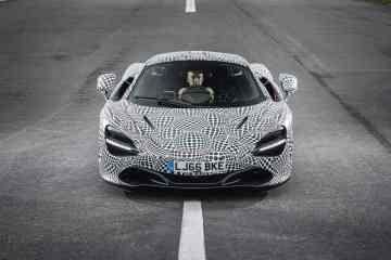 McLaren BP23 Hyper-Car: Wenn Super nicht mehr reicht