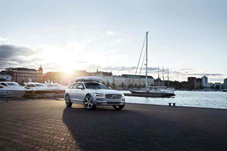 Volvo: Das Sondermodell mit der grünen Seele