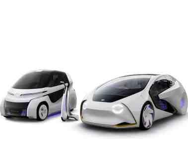 Toyota denkt bei seiner Concept-i Reihe auch an Rollstuhlfahrer