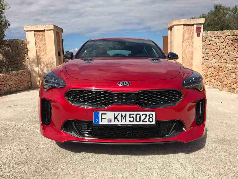 Kia Stinger (2017) – Stilvolle Sport-Limousine vermittelt Fahrspaß