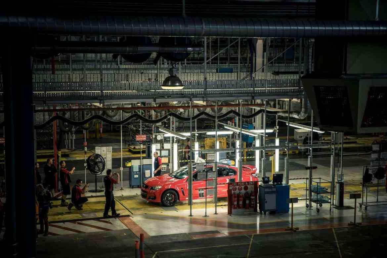 Aussterben der Autobauer in Australien