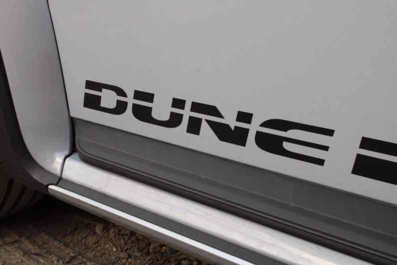 VW Beetle Dune Cabrio