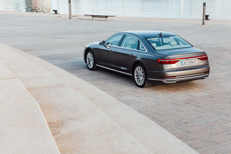 Der neue Audi A8 - Erfolg durch Technik?
