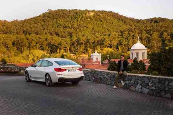 BMW 6er Gran Turismo , Jan Weizenecker
