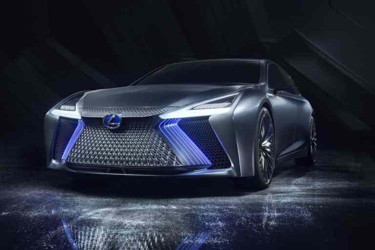 Tokio 2017: Lexus mit Autonomiekonzept