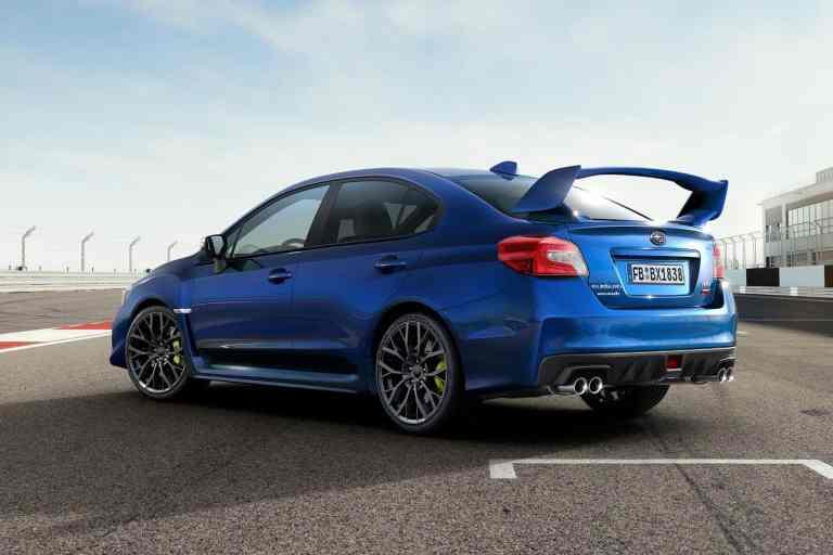 Subaru stellt seinen Kult-Sportler ein
