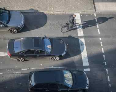 ADFC: Elf Prozent CO2-Einsparung durch Radverkehr möglich