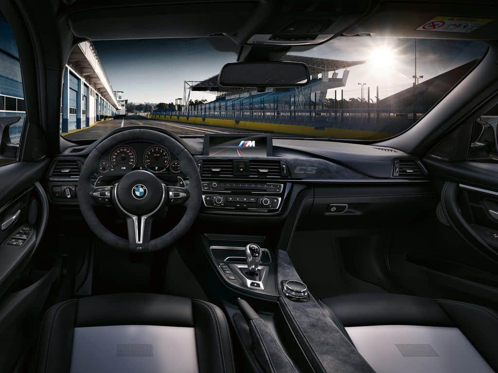 Sondermodell BMW M3 CS lockt mit 460 PS