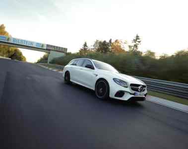 Mercedes-AMG E 63 S 4Matic+ schnellster Kombi auf der Nordschleife
