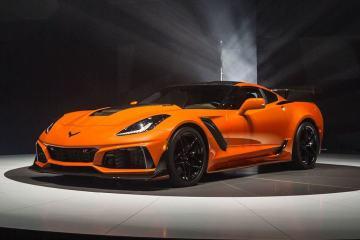 Chevrolet Corvette ZR1: Manche mögen`s heißer