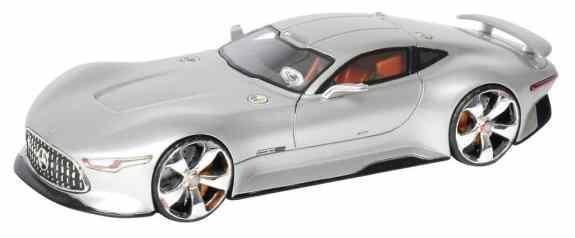 Modellfahrzeug des Jahres 2017: Mercedes Vision GT (1:43) von Schuco.