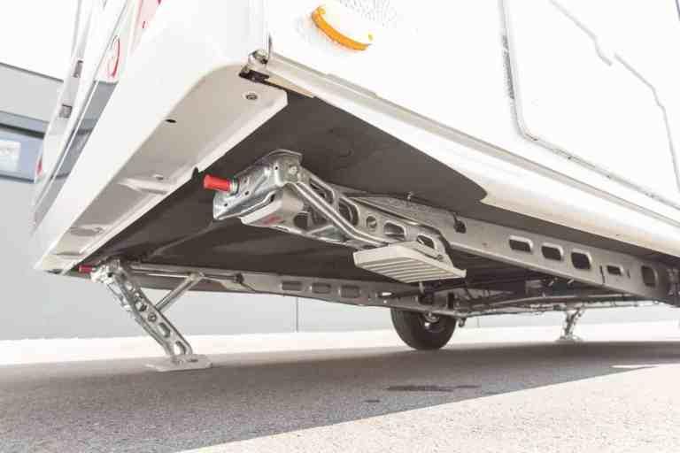 Al-ko kommt 2018 mit elektrischem Stützensystem für Caravans