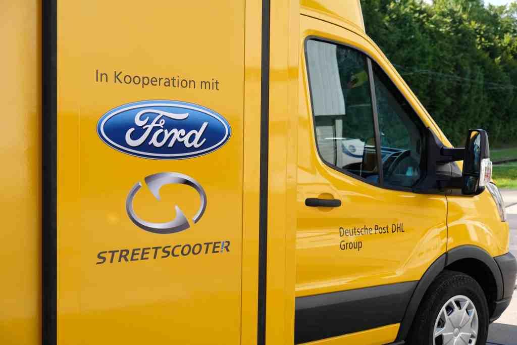 Ford auf dem Weg in die Zukunft