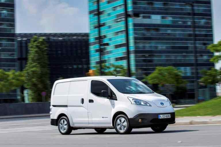 Neuer Nissan e-NV200 startet mit stärkerer Batterie