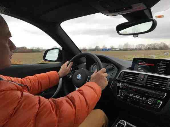 BMW M240i, Dr Friedbert Weizenecker