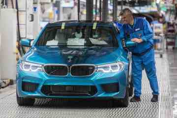Neuer BMW M5 kostet ab 117.900 Euro