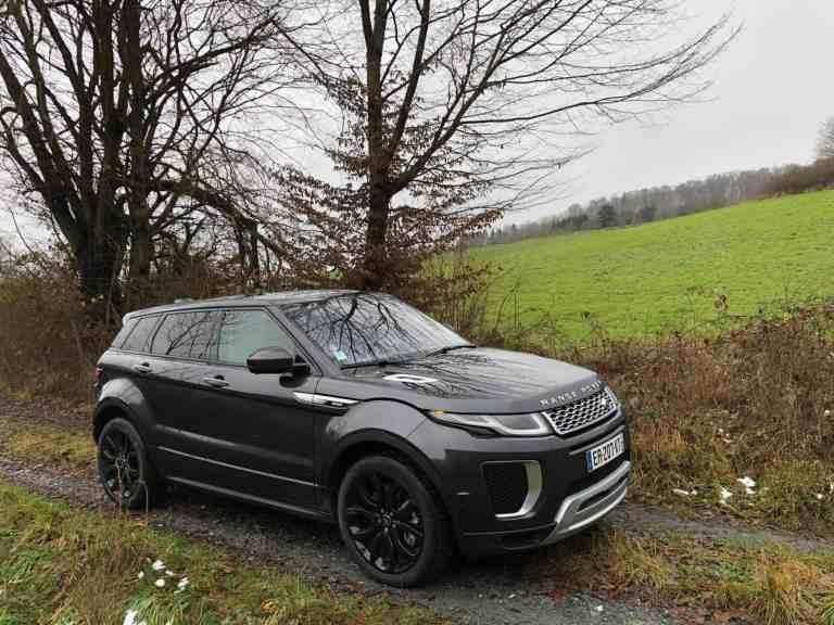 Chinesisches Gericht: Landwind X7 ist eine Kopie des Range Rover Evoque