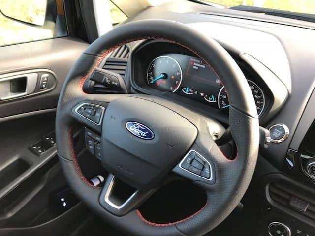 Ford EcoSport – Überarbeitetes Kompakt-SUV nun in Europa produziert