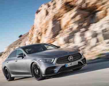 Mercedes-Benz: Neuer CLS startet bei 68.128 Euro