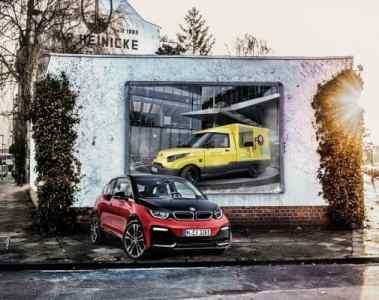 BMW i Batterien auch für den Streetscooter der Deutschen Post