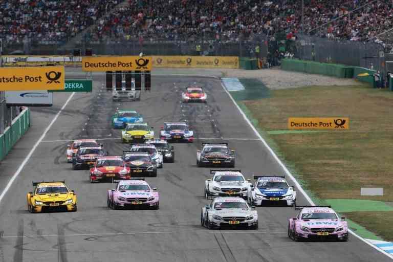 DTM fährt auch 2018 auf dem Lausitzring