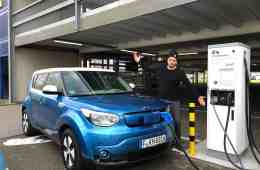Kia Soul EV Jan Weizenecker
