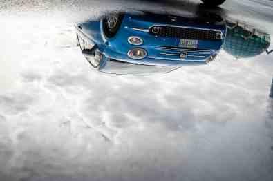 Fiat 500 C Mirror