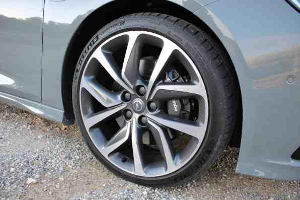 Opel Insignia GSi Felge