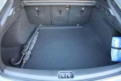 Opel Insignia GSi Kofferraum