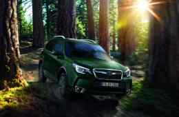 Subaru Forester 20th Anniversary