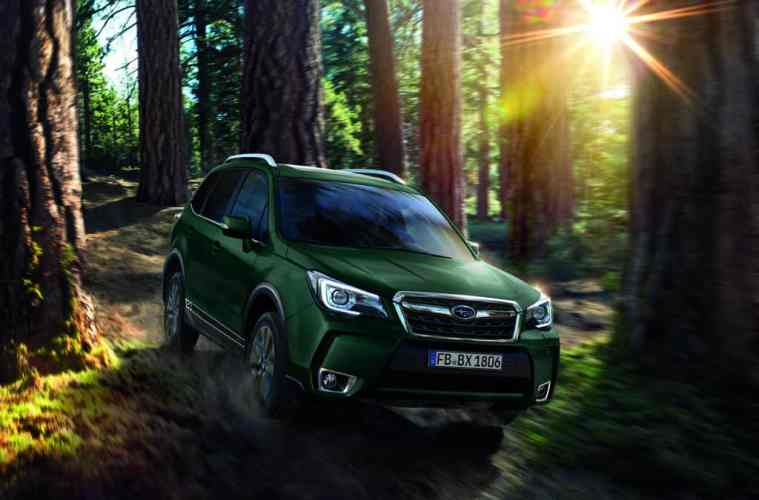 Subaru Forester 20th Anniversary