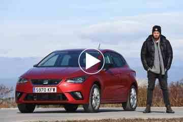 Seat Ibiza Erdgas und Jan Weizenecker