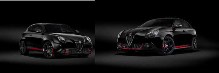 Streng limitiert: Alfa Romeo Sondermodelle Giulietta Veloce S und Mito Veloce S