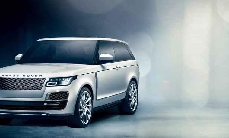 Range Rover SV Coupé