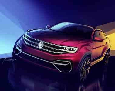 New York 2018: Volkswagen bringt weiteres SUV für die USA