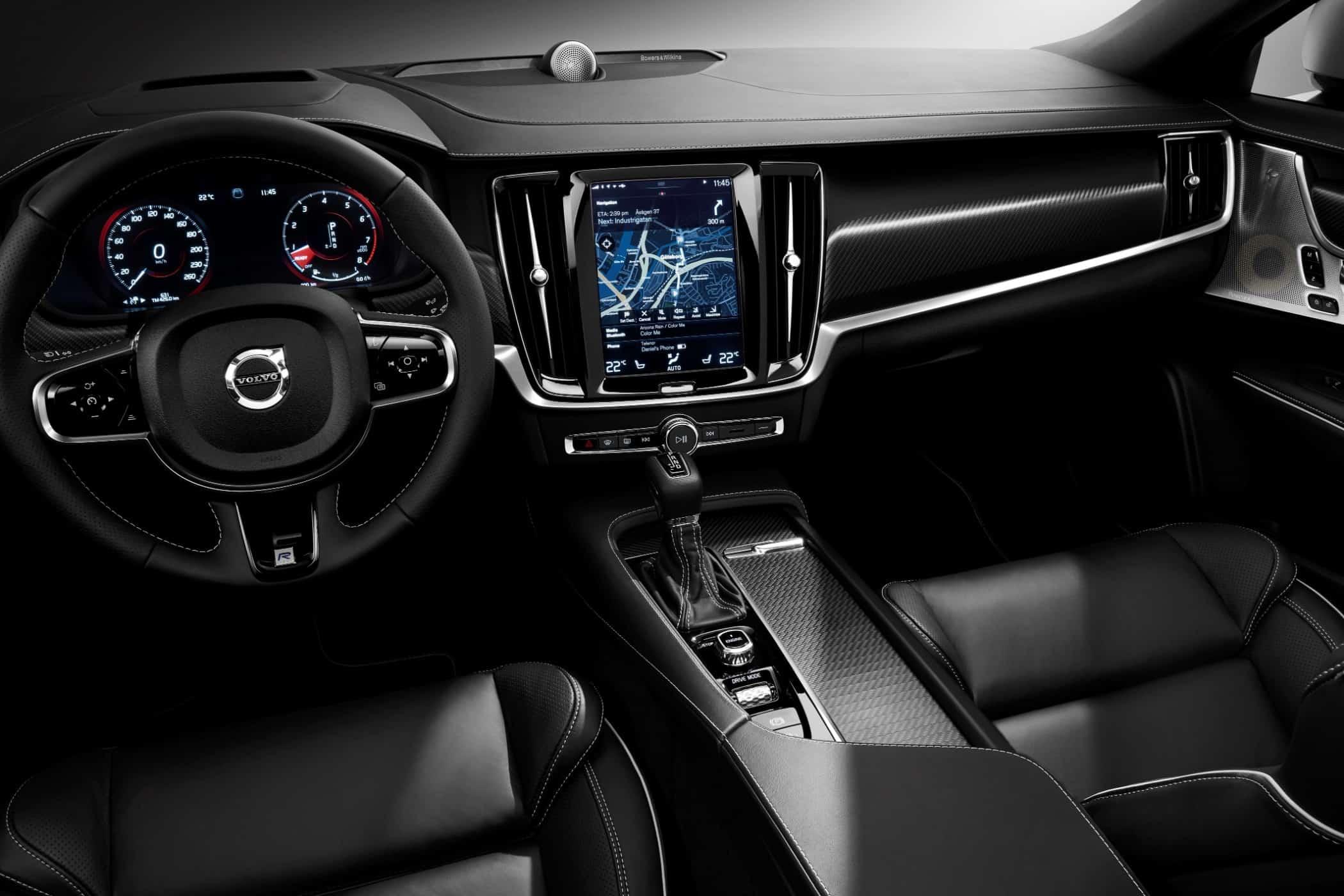 Volvo V90 Plug In Hybrid Praktisch Schick Und Zukunftstauglich