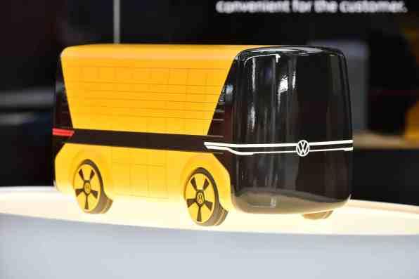 Volkswagen Moia +6