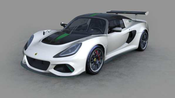 Lotus Exige Cup 430 Type 25.