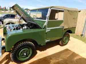 Jaguar Land Rover Classic restauriert alte Schätzchen