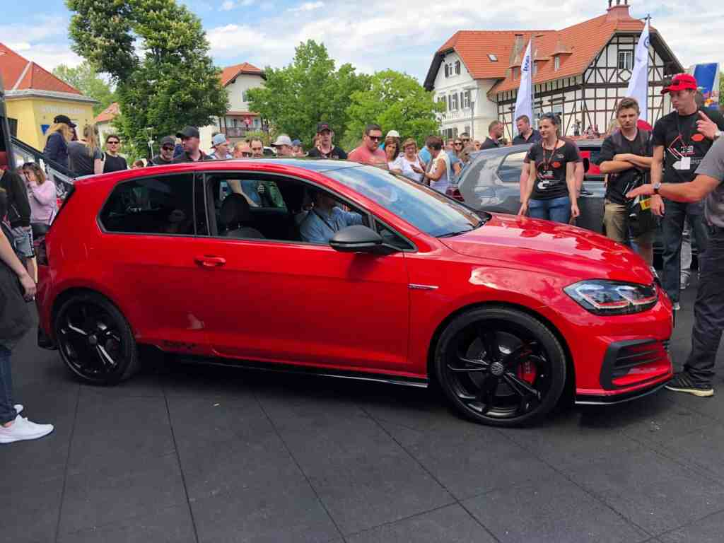 "VW Golf GTI TCR ""Concept"""