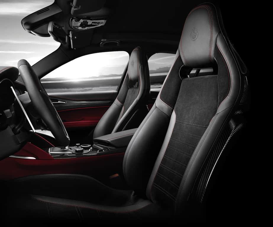 Alfa Romeo Stelvio Quadrifoglio N-Ring