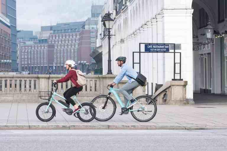 Mit dem E-Bike auf der Überholspur
