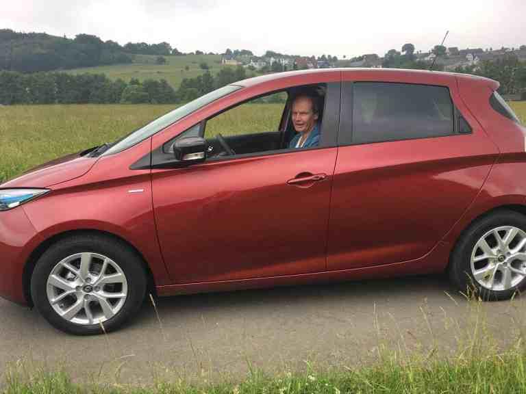 Renault ZOE, Dr Friedbert Weizenecker