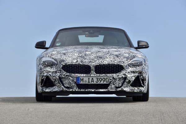 BMW Z4 PreDrive (06/2018)
