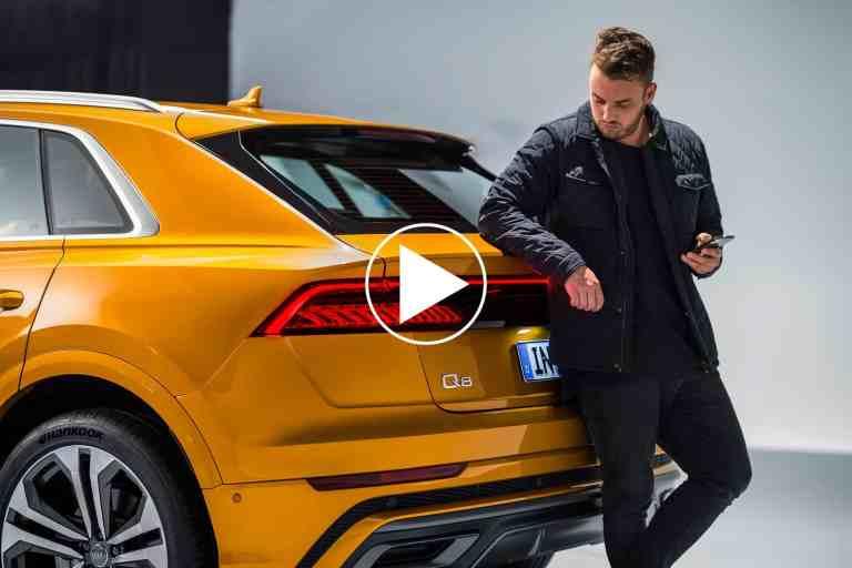 Der neue Audi Q8 im Bewegtbild