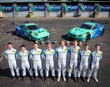 Falken Motorsports bei weiteren VLN-Rennen am Nürburgring