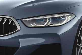 BMW 8er Coupé.
