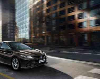 Der Toyota Camry kehrt nach Deutschland zurück